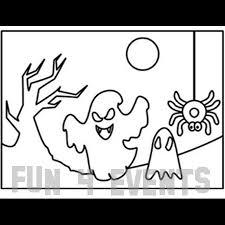 Zandtekening Spookjes Zand Kleuren