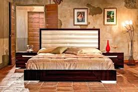 italian lacquer furniture. Lacquer Bedroom Set Furniture Contemporary Brown Finish Black Italian W