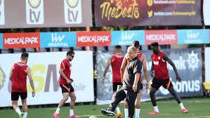 Galatasaray, PSV maçı hazırlıklarını tamamladı - Tokat Gündem