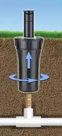 septic sprinkler head.  Sprinkler Removing Entire Spray And Replacing With Inside Septic Sprinkler Head N
