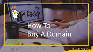 How To Buy A Domain Godaddy India Review How To Buy A Domain On Godaddy Web Tech Preneur
