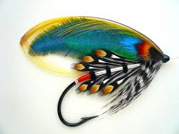 Salmon Fly Patterns Delectable THE CLASSICS Classic Salmon Flies Pinterest Salmon Flies