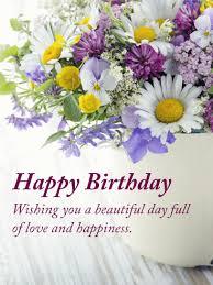 Happy Birthday Cards Birthday Greeting Cards By Davia Free Ecards