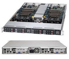 Products | SuperServers | 1U | 1027TR-TF - Supermicro