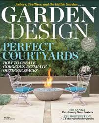 garden design magazine. Garden Design Magazine Closes It\u0027s Doors. A