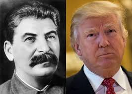 a lesson for trump from stalin lies work up to a point  what can donald trump hope to accomplish a blizzard of misinformation just ask josef stalin