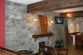Small Picture Stone veneer interior walls designs