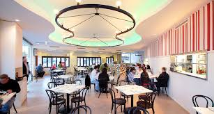 Cafeteria Lighting Design Restaurant Lighting Superlight