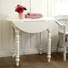 white dropleaf table home design and ideas groundswellplayers