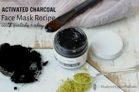 face masks are gaining popularity in particular charcoal face masks which are favoured for their ability to remove blackheads and excess oil and reduce