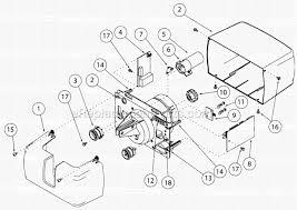 genie garage door opener partsGenie CM8600 Parts List and Diagram  After August 2008