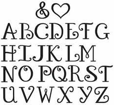 17 Best Ideas About Block Letter Fonts On Pinterest | Writing in Cool Ways  To Write