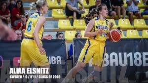 Swedish 6-0 G Alma Elsnitz commits! | Bear Insider