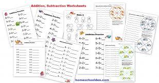 Dragon Math Packet – Addition Games & Worksheets - Homeschool Den