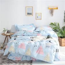 color big ilration home textile bedding sets children s bed linen duvet cover bed skirt pillowcase bed sets thickened comforter sets queen