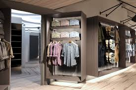 Boutique Retail Design Abercrombies New Store Doesnt Look Or Smell Like The