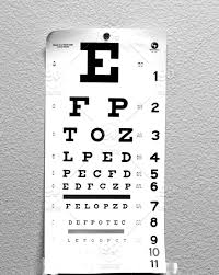 Eye Charts Used By Doctors Healthcare And Medicine Eye Chart E Fp Toz How Mny Rows