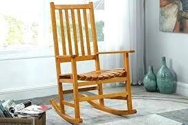 wooden rocking chair cushions canada