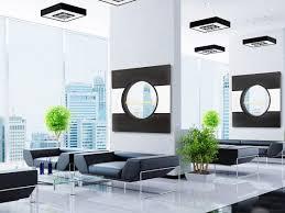 Home Interior Furniture Ideas - Futuristic home interior