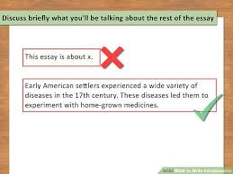 ways to write introductions wikihow image titled write introductions step 2