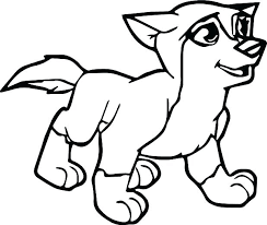 Wolf Coloring Page Pages For Adults Book Also Face Printable Great