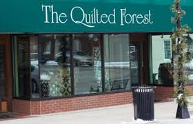The Quilted Forest | AllPeopleQuilt.com & Travel Size Adamdwight.com