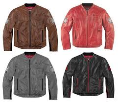 icon one thousand leather jacket chapter