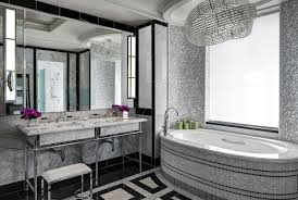 a tub inside the presidential suite at the st regis in manhattan new york