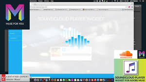 Creating a Music Website | Adding SoundCloud and Edge Animate ...