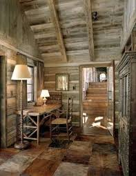 amazing home office at the lucky l ranch love the cowhide tile rug amazing home offices