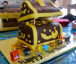 Treasure Chest Decorations Vegan Treasure Chest Cake Fellowship Of The Vegetable