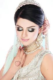 bridal makeup with models2