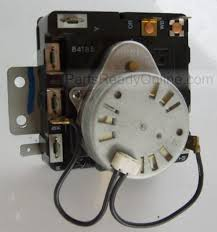 4 cycle 3 temperatures whirlpool dryer timer 3393934e model m460 g