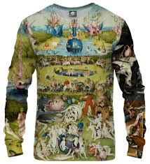 aloha from deer the garden of earthly delights sweatshirt image i