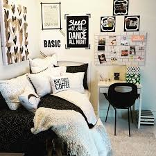 teen bedroom ideas black and white. Awesome Bedroom, Outstanding Teenage Girl Room Ideas Bedroom Ikea White Bedcover With Black Blanket Teen And S