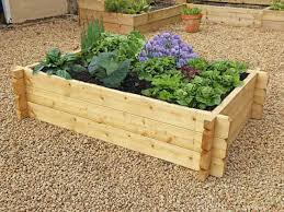castleton sixteen inch heavy duty kit slot together raised garden bed