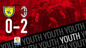 Highlights ChievoVerona 0-2 AC Milan Primavera Matchday 10 Primavera 1 TIM  - YouTube