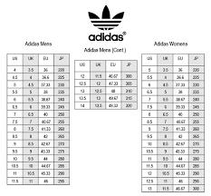 Adidas Superstar Size Chart
