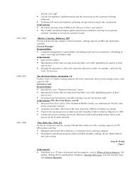 Entry level chef resume sample Free Sample Resume Cover wait staff  responsibilities resume erickson living linden