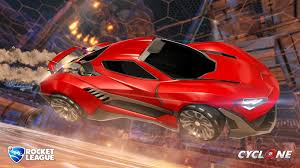 Cyclone | Rocket League Wiki