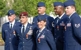 Air Force Security Forces Tech School Air Force Grooming Standards Hair Regulations