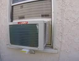 window air conditioner installation. Exellent Installation How To Install A Window Air Conditioner Support Bracket Installation W