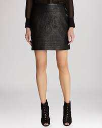 Karen Millen Skirt Tribal Quilted Faux Leather Collection | Where ... & ... Karen Millen Skirt Tribal Quilted Faux Leather Collection ... Adamdwight.com