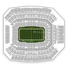 Lucas Oil Stadium Seating Chart Map Seatgeek