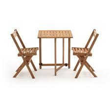 Ensemble table, chaise de jardin en solde | La Redoute