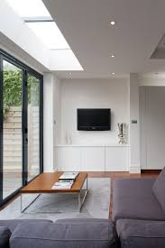 kitchen spot lighting. Example Of A Side Return Designed By Granit Chartered Architects In London Contemporary Kitchen Spot Lighting