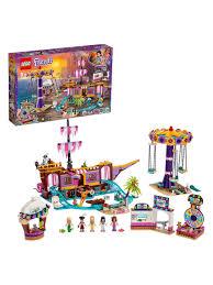 Конструктор <b>LEGO Friends</b> 41375 Парк развлечений на ...