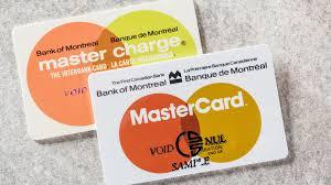 bmo brings mastercard to canada