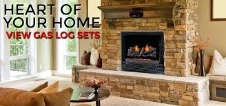 gas logs in fireplace gas log fireplace repair raleigh nc