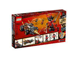 Cole's Earth Driller 70669 | NINJAGO® | Buy online at the Official LEGO®  Shop DE